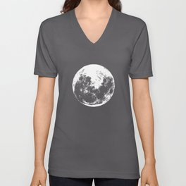 Beautiful Moon Unisex V-Neck