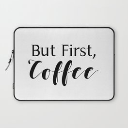 quote pouch Laptop Sleeve