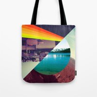 prism Tote Bags featuring Prism by Kevin Copp