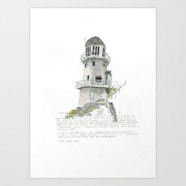 326 The Esplinade Art Print
