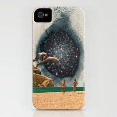 Catch the Wormhole of 3:45 PM iPhone (4, 4s) Slim Case