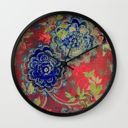 Tracy Porter / Poetic Wanderlust Bengal Wall Clock