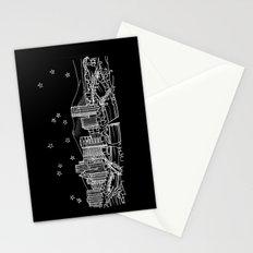Portland, Oregon City Skyline Stationery Cards