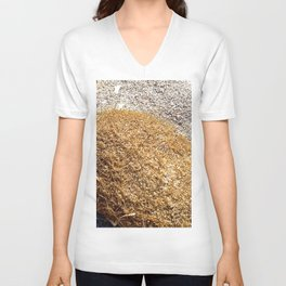 HAIRY COLLECTION (20) Unisex V-Neck