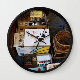 The Artist Street Shop - Lucca Wall Clock