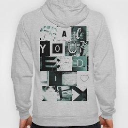 All You Need Is LOL ~ B/W Hoody