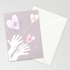 GIVE! Stationery Cards