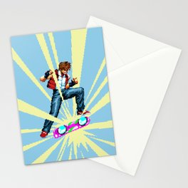 The most epic kickflip Stationery Cards