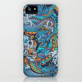 New Space Found iPhone Case