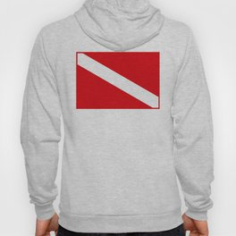 Diving flag Hoody