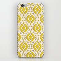 diamonds iPhone & iPod Skins featuring Diamonds by Aimee St Hill