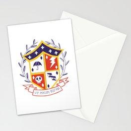 The Umbrella Academy Shield Stationery Cards