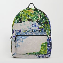 Waterfall At a Distance Backpack