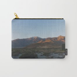 Mt San Jacinto - Pacific Crest Trail, California Carry-All Pouch