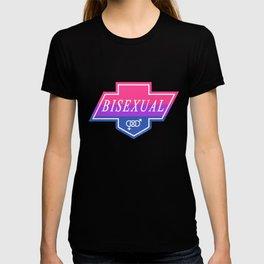 Identity Stamp: Bisexual T-shirt