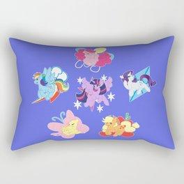 Elements of Harmony Rectangular Pillow