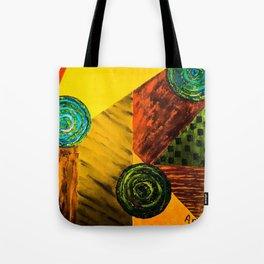 Life Gears Tote Bag