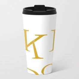 WWJKRD? Metal Travel Mug