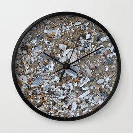 Shell City Wall Clock