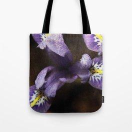 Mini Iris Tote Bag