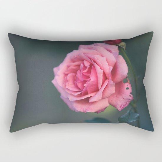 Rose - Pink Beauty Rectangular Pillow