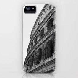 Roman Coliseum III iPhone Case