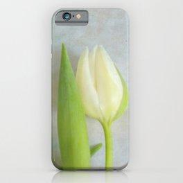 Tulips - JUSTART © iPhone Case