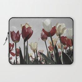 Tulip flowers Laptop Sleeve