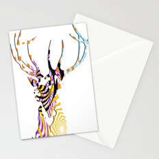 Mr Stag Stationery Cards