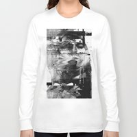 kurt rahn Long Sleeve T-shirts featuring Kurt by nicebleed