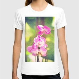 Orchid Impressions T-shirt