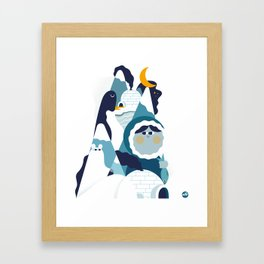 Artico Framed Art Print