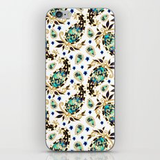 Paisley obsessions iPhone Skin