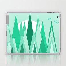 The Frozen Forest Laptop & iPad Skin