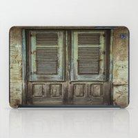italian iPad Cases featuring Italian Door III by Maria Heyens