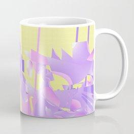 Purple Fusion Easter Colors Coffee Mug