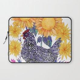 Backyard Chicken Laptop Sleeve