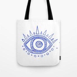 Evil Eye III Tote Bag