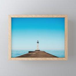 Sodus Point - New York, USA Framed Mini Art Print