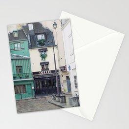 Cafe Odette - Paris Travel Photography Stationery Cards