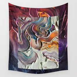 Falling Out Wall Tapestry