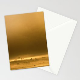Autumn Dawn Stationery Cards