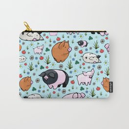 Cute Pigs Carry-All Pouch