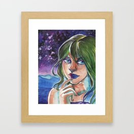 Milkyway Framed Art Print