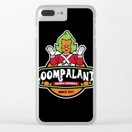 Land of candy Clear iPhone Case