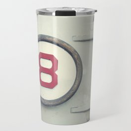 Number 8 Travel Mug