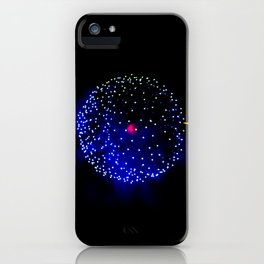 Cellular Firework iPhone Case