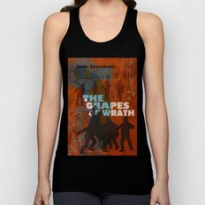The Grapes of Wrath Unisex Tank Top