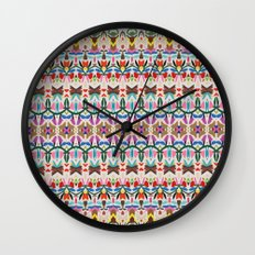 Spring Will Come Wall Clock