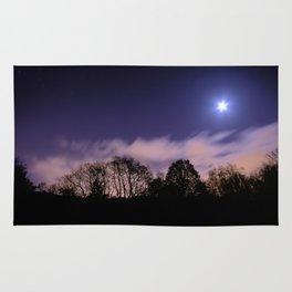 Bourgoyen at night Rug